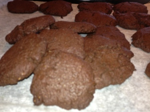 Delicate chocolate cookies recipe